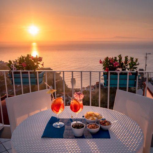 b&b mareluna Mare vico equense Capri Amalfi-3